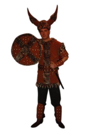 Disfraz de Escudero Vikingo Barbaro Disfraces Duende Azul. cba48fd2f05