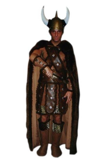 Disfraz de Vikingo Barbaro Disfraces Duende Azul. 22be1c24287